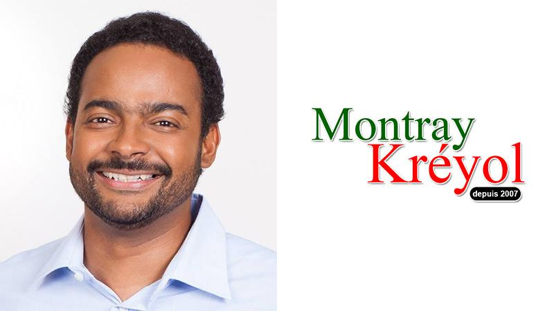 Olivier Ernest Jean-Marie soutient Montray Kréyol