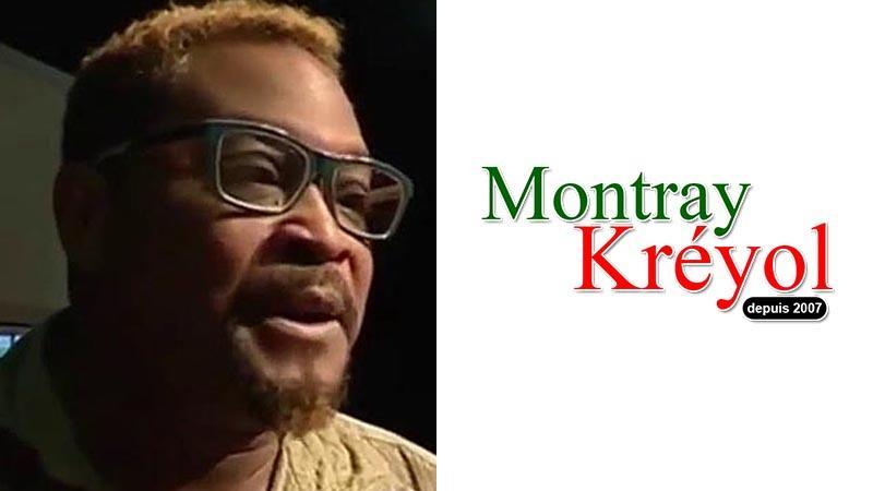 Hervé Deluge soutient Montray Kréyol