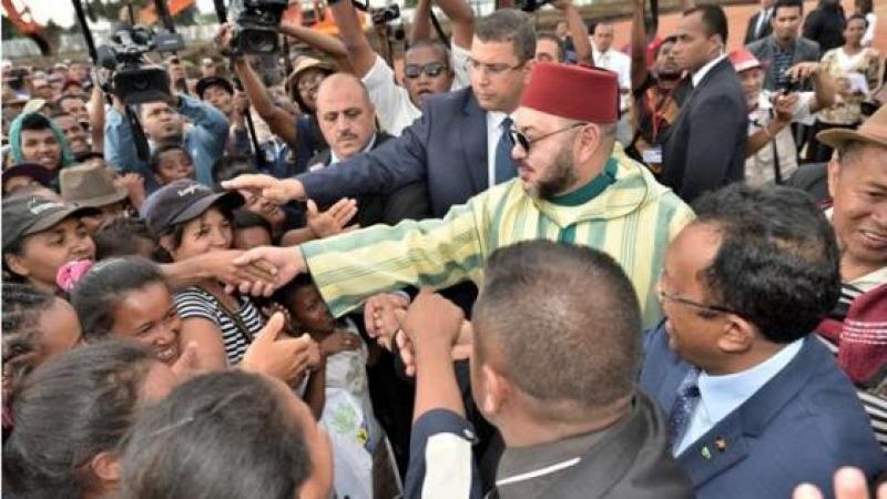 SA MAJESTE LE ROI MOHAMMED VI : « JE REVIENDRAI A MADAGASCAR »