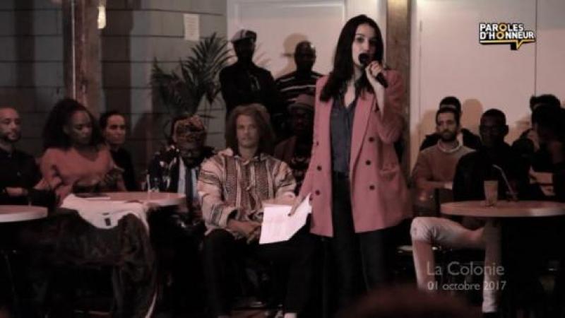 Le manifeste de Paroles d'Honneur, par Louisa Yousfi