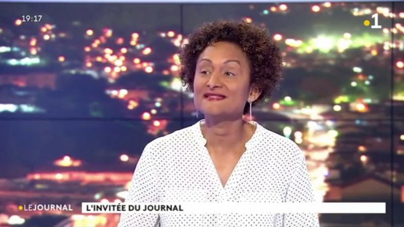 """Odile François-Haugrin : """"Nous voulons l'équité entre les deux pôles qui composent l'Université des Antilles"""""""