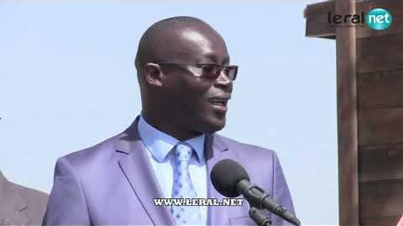 """Augustin Senghor, maire de Gorée : """"Une Place de l'Europe à Gorée, c'est tout à fait normal !"""""""