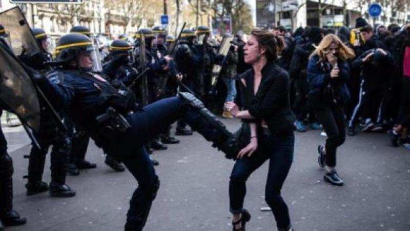 Violences policières : les socialistes aussi pires que la Droite