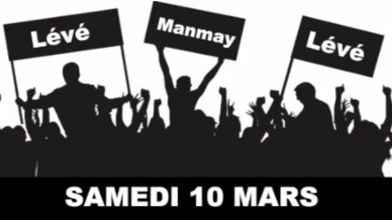 Samedi 10 mars à 9h : grande mobilisation citoyenne contre le CEREGMIA et la corruption