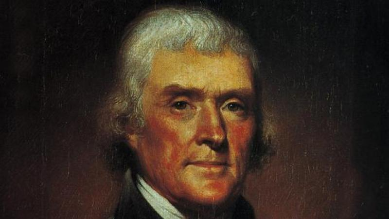 KING: THOMAS JEFFERSON WAS A HORRIBLE MAN WHO OWNED 600 HUMAN BEINGS, RAPED THEM, AND LITERALLY WORKED THEM TO DEATH