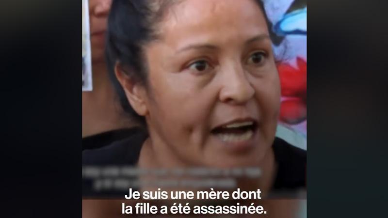 REVOLTE DES MEXICAINES : PLUS DE 3.000 FEMINICIDES PAR AN